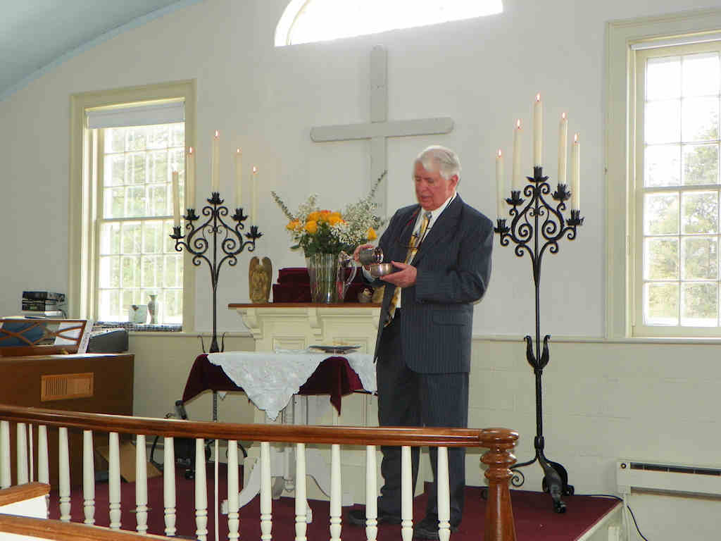 Services With Rev. Tom Leutner